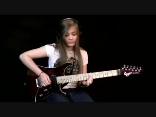 Pink floyd comfortably numb. solo cover by tina s