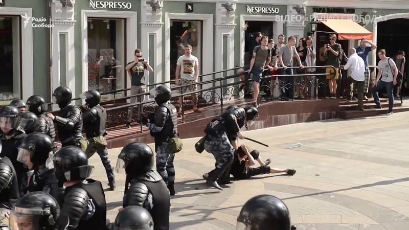 Тимати x GUF Москва митинг cover