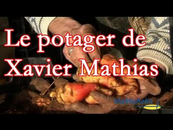 Le potager de Xavier Mathias _ France