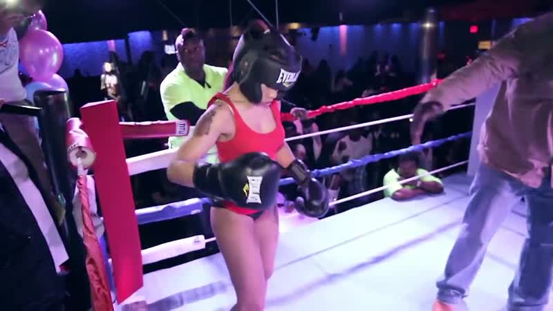 Knockout Mondays @ Stadium Club - Queen of the Foxy Boxing Ring