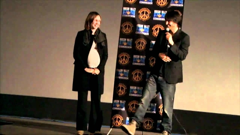 Q A with Keanu Reeves and Vera Farmiga for Henry's Crime at the 2010 Woodstock Film
