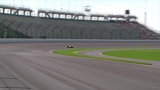 Indycar: Hinchcliffe at 2019 Indy 500 Qualifying