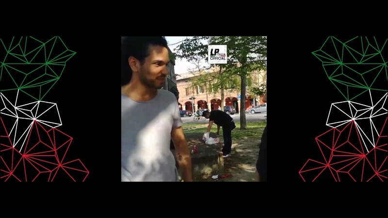 Video intervista Elias Logothetis LP drummer