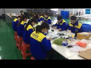 Как делают воблеры в Китае