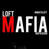 Логотип Loft MAFIA