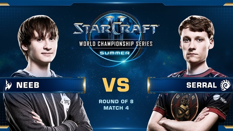 2019 WCS Summer Round of 8: Neeb P vs Serral Z