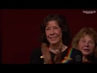 The Kennedy Center Honors - Lily Tomlin (Korean sub)