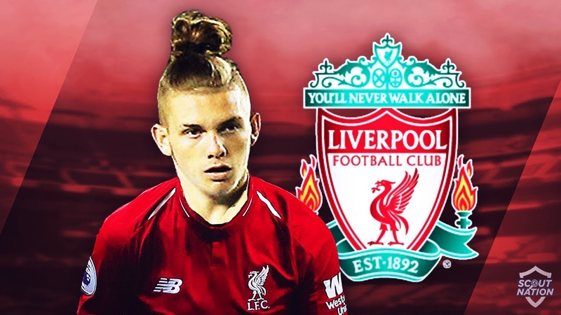 HARVEY ELLIOTT - Welcome to Liverpool - Amazing Skills, Goals Assists - 2019 (HD)