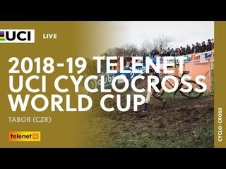 2018-2019 Telenet UCI Cyclocross World Cup – Tabor (CZ) / Men Elite