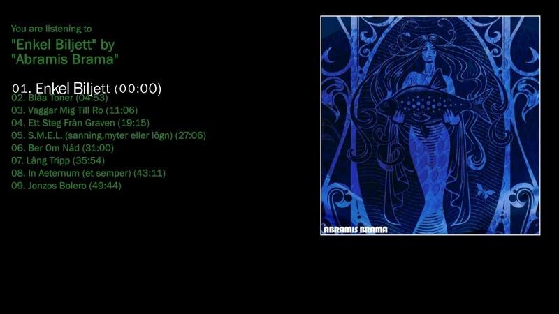 Abramis Brama - Enkel Biljett (Full Album)
