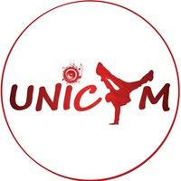 Логотип школа танцев УНИКУМ г.Самара