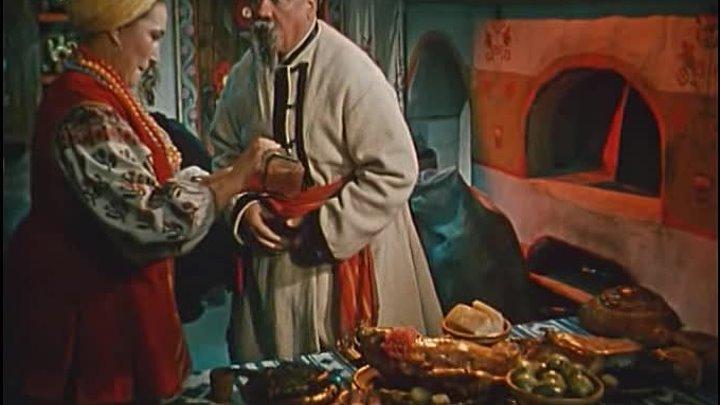 Солоха и её поклонники Отрывок из кинофильма Вечера на хуторе близ Диканьки