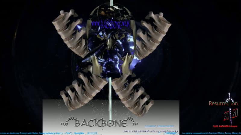 ' BACKBONE ' Gaming entertainment Network