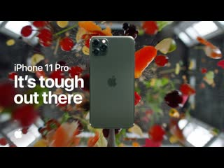 Iphone 11 pro — it's tough out there — apple (1)
