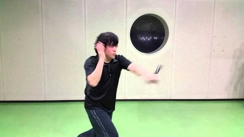 Nunchaku action hybrid style 2016.3.27