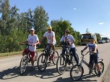 Велопробег на закрытие сезона