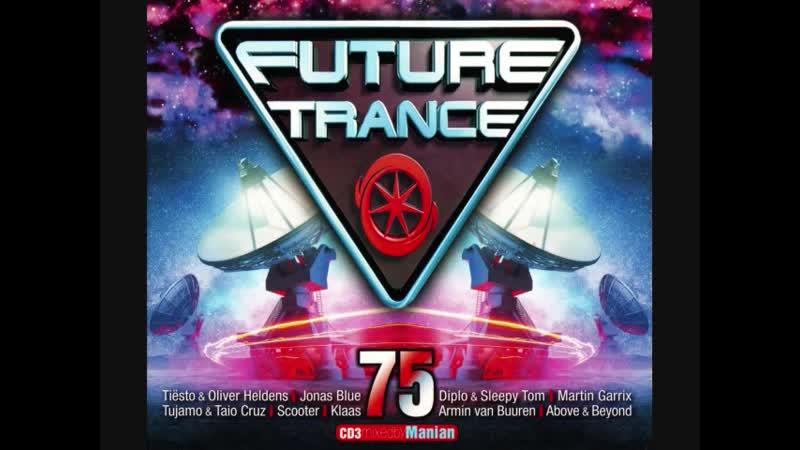 Future Trance 75 - CD3 Mixed By Manian