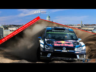 Wrc: neste rally finland, power stage, 4.08.2019 [545tv, a21 network]