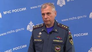Комментарий 1-го заместителя Министра МЧС России по Сибири