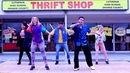 Poppin' Taps, Macklemore Ryan Lewis Cover - A Thrift Shop Tap Dance Parody