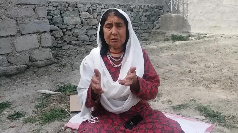Wakhi world: Voch Khudojo tiloi qsaish - Золотые слова воч Khudojo