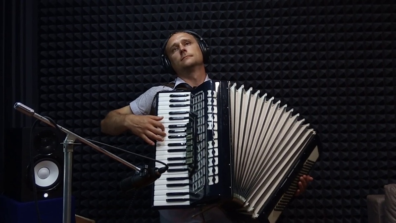 Ведущий аккордеонист Дмитрий Симаков