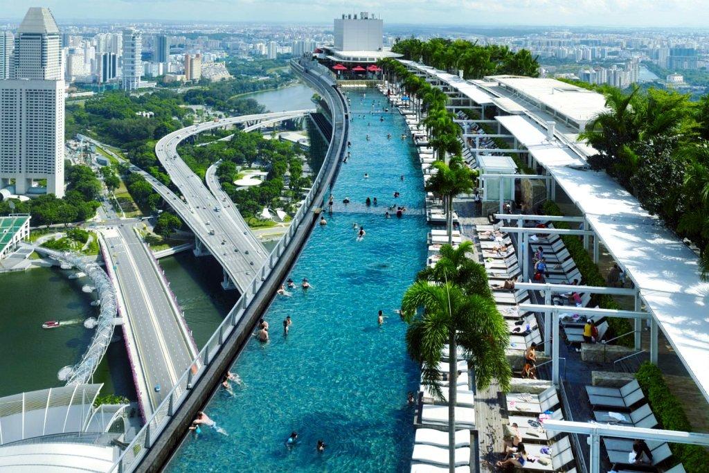 фотографии с видом отеля в сингапуре стиль интерьере ассоциируется