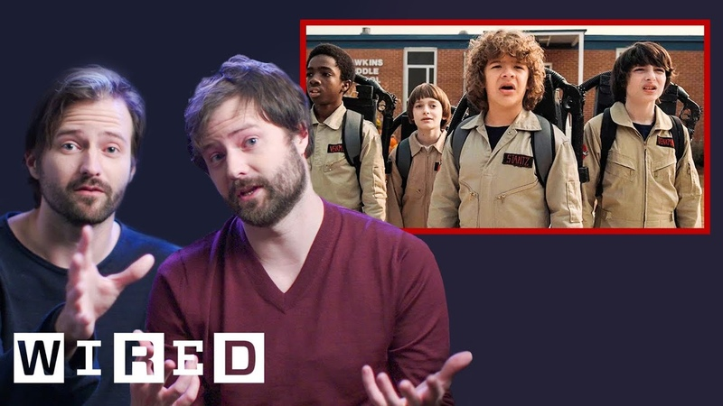 Every Major Stranger Things Movie Reference Explained By the Duffer Brothers WIRED