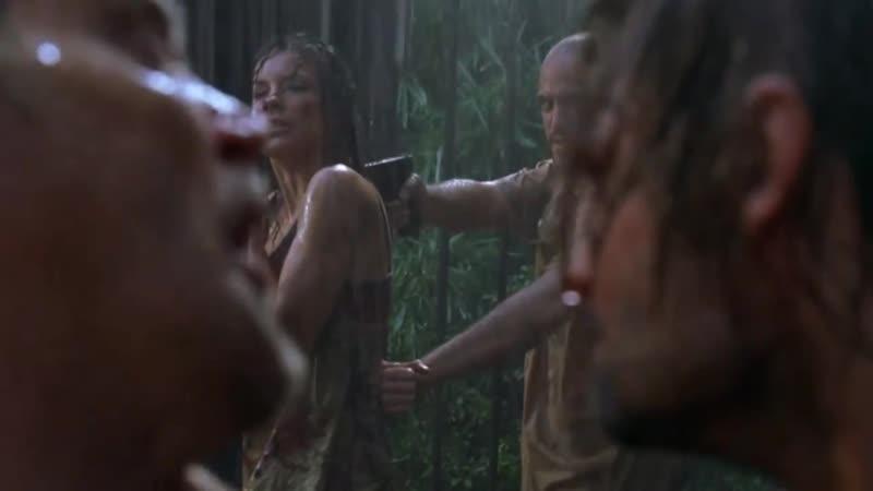 Остаться в Живых 3 сезон Кейт и Сойер сбегают от других Бену начинают делать операцию