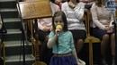 Спасибо, Бог, песня,Аллилуйя, Ковалева Ева 14.04.2019 ц Вифания