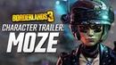 Borderlands 3 Moze Character Trailer The BFFs