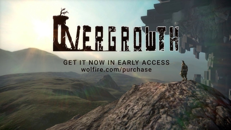 Overgrowth Teaser Trailer