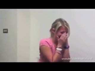 Эмоции глухих людей, которые слышат в первый раз