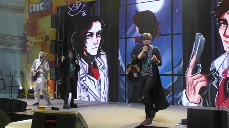 А. Казьмин и Я. Баярунас — «Futatsu no Kodou to Akai Tsumi» | 17.05.19 | Comic Con Saint Petersburg
