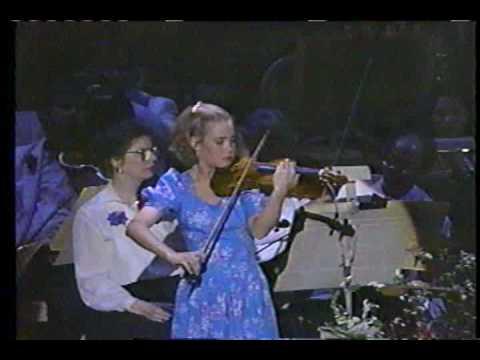Leila Josefowicz Plays Paganini 1991
