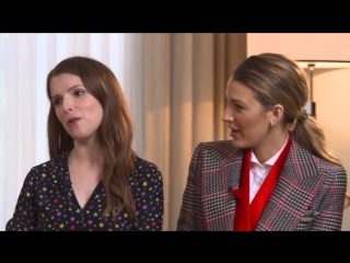 Blake lively says anna kendrick is the female ryan reynolds (extended interview) _ lorraine