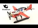 Lego Technic 8046 Helicopter Lego Speed build