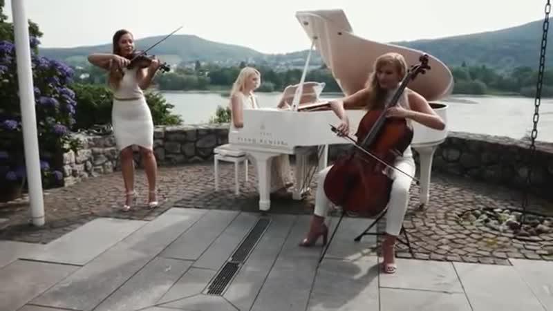Hallelujah - Instrumental (Cover) _ Piano Violin Cello