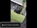 Police USA|(18)Miami Police Officer Kick Prone, Handcuffed Man in Head