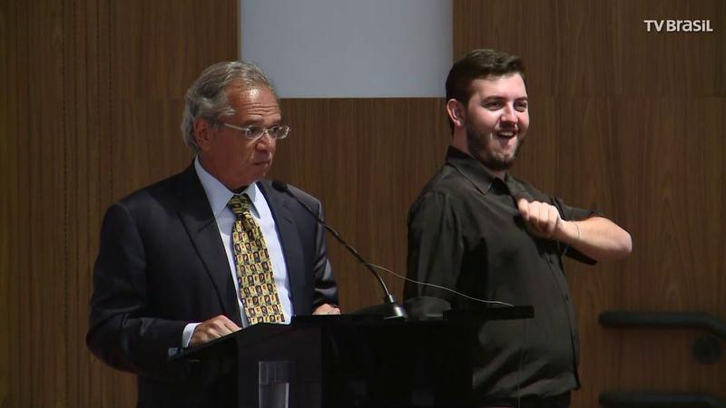 Paulo Guedes reafirma que reforma da previdência será prioridade