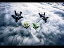 Wingsuit best moments HD 2018 Завораживающие полеты на вингсьюте вингсьют экстрем