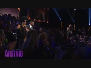 PRINCE on The Arsenio Hall Show FULL EPISODE RUS SUB