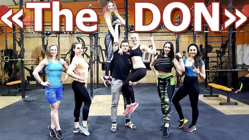 ДЕВУШКИ ПРОТИВ The DON - самого тяжелого комплекса в КроссФит!