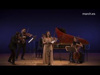 V. basset, d. pérez del camino, j. de torres y j. de nebra cantadas aurora peña (soprano) concerto 1700 [daniel pinteño]