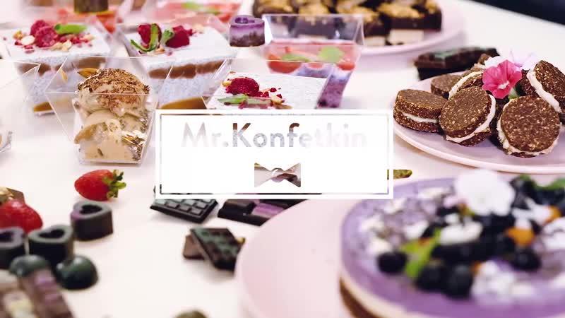 О продуктах на курсе Конфеткины десерты