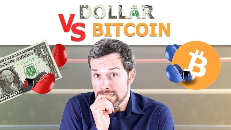 Wie entsteht eigentlich Geld? Killt Bitcoin den US Dollar?