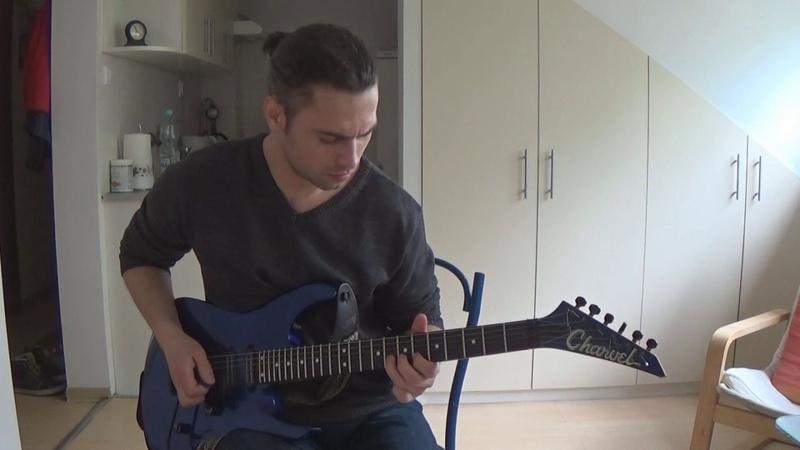 Ария - Бивни черных скал ( гитарное соло )