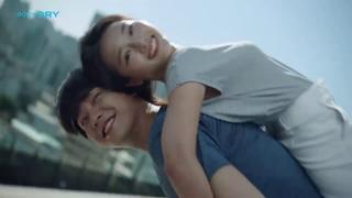 김영광(Kim Young-kwang) and 크리샤 츄(Kriesha Chu) 보디히트(BYC) CF