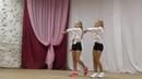 2019 08 13 Орбита Таланты 56 отряд, танец «Хип хоп» Анна Буйлова и Елена Забелина