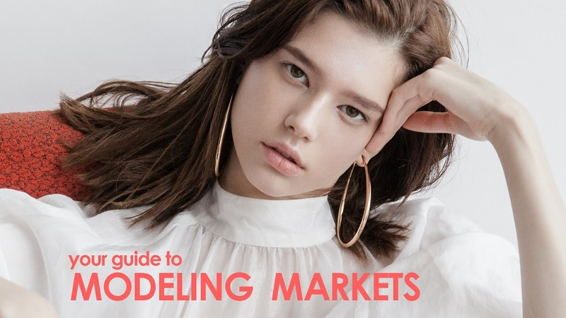 Modeling markets guide   Industry requirements for fashion models   Successful career tips advices